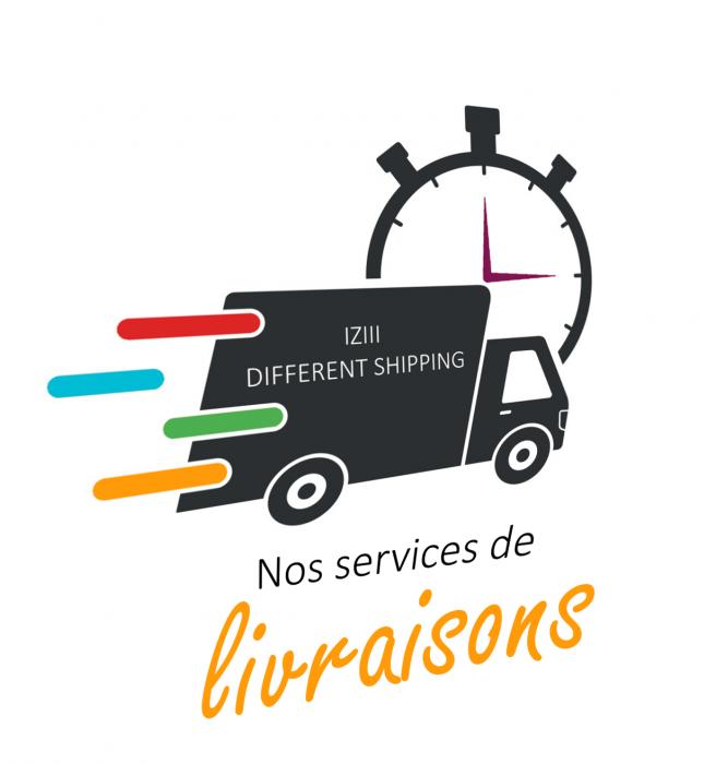 IZIII-SHIPPING : Service de livraison à domicile pour l'horeca